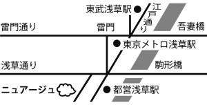 nuage map